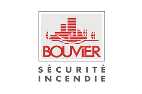Logo de bouvier securite incendie