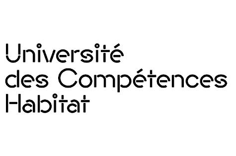 logo université des compétences habitat